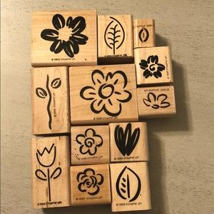 Other - Flower and Leave Stamps